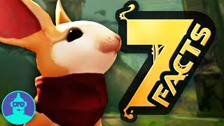 7 Moss (PSVR) Facts YOU Should Know! - A Little Mouse In A Big World   The Leaderboard