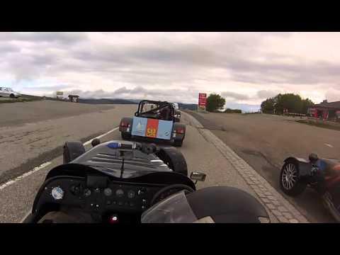Westfield Zetec Turbo Kit Car Racing