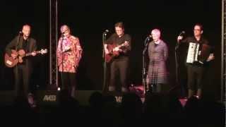 Chumbawamba@Beverley Folk Acoustic Roots Festival 2012