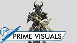 Warframe: New Prime Visuals, Stats and Prime Shred (Leaked)
