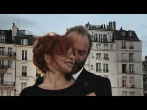 "Mylène Farmer & Sting ""Stolen Car"" (Behind The Scenes)"