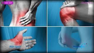 Video tin vui cho Ai thường bị đau, thiết bị điều trị đau nhức không dùng thuốc Pain Gear 720h