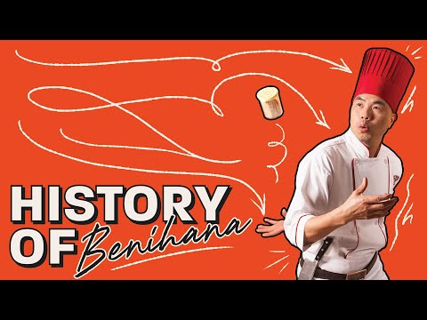 History of Benihana