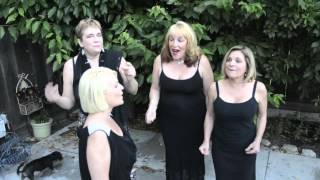 Modesto Doo-Wop Group 'The Sensations'