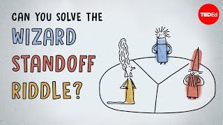 Can you solve the wizard standoff riddle? - Dan Finkel