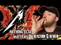 METALLICA - S&M2 - NOTHING ELSE MATTERS - Reaction / Review