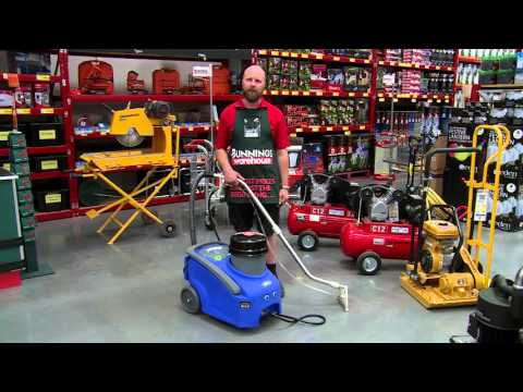 Tips for Using a Britex Carpet Cleaner - DIY at Bunnings