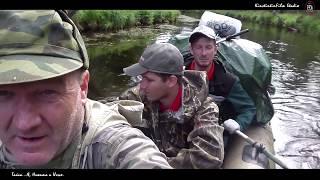 Рыбалка на реке архангельской области