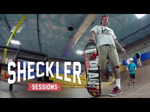 Sheckler Sessions: Road Trippin' | S4E7