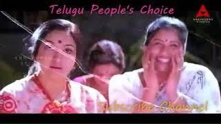 #YetoVellipoyindiManasu Video Song | Ninne Pelladatha Movie | Nagarjuna,Tabu #SURYATECHINFO