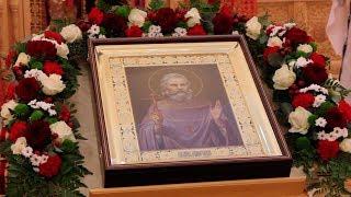 Торжественный акт прославления иерея Константина Верецкого