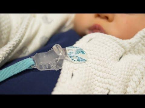 nip® Schnullerbänder | Normgerechte Länge für optimale Sicherheit