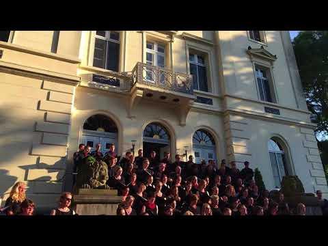HHU - Unichor Kurzimpression Live 2018 Open Air Schloß Mickeln