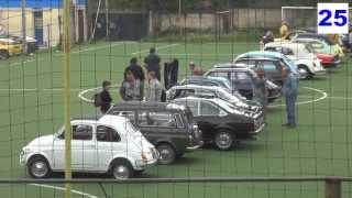 preview picture of video 'Raduno Auto Storiche a Monterotondo Roma - Stadio Cecconi'