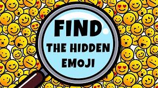 I Spy Picture Riddles #2 | Brain Games for Kids | Find the hidden Emoji