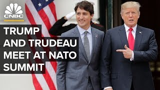 Who is president of canada 2019