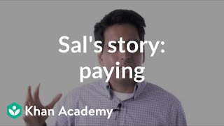 College Admissions - Sal Khan's Story: Paying For College