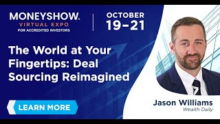 The World at Your Fingertips: Deal Sourcing Reimagined