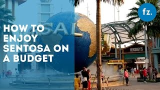 How to Enjoy Sentosa On A Budget | The Skoop