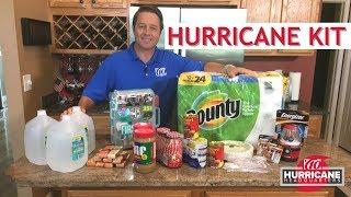 HURRICANE SUPPLY KIT: How To Prepare An Emergency Kit | 10News WTSP