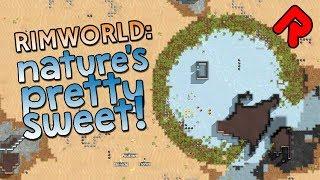 Mega Animals in Rimworld! Mega Fauna! Rimworld Mod Showcase - Most