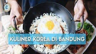 Rekomendasi 5 Tempat Makan yang Sajikan Makanan Khas Korea di Bandung