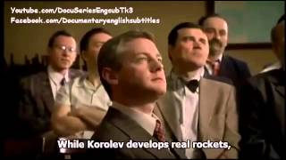 BBC Documentary Space Race EP01 Race For Rockets English Subtitles