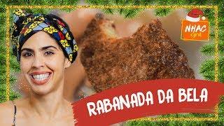 Rabanada de pão integral com leite de coco e rapadura | Bela Gil | Bela Cozinha