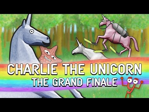 Charlie the Unicorn: The Grand Finale Kickstarter