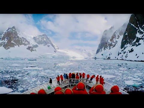 Antarctica - National Geographic Explorer - Nov 29th 2016