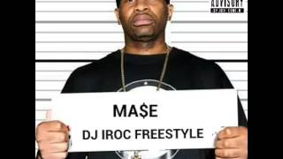 Mase - DJ Iroc Freestyle (1996)