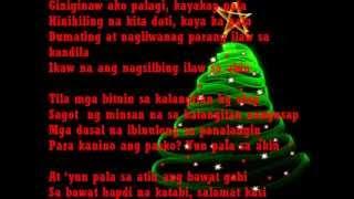 Liwanag ng Pasko by Dello with lyrics
