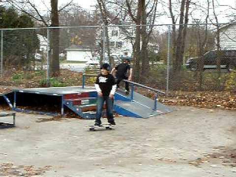 Moosup Skate park