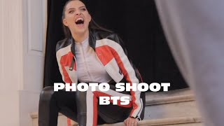 Mae Muller   Photo Shoot (Behind The Scenes)