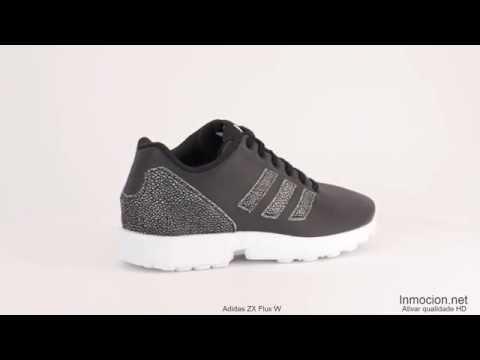 adidas ZX Flux Smooth W SCHUHE schwarz 39 13 EU