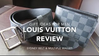 Louis Vuitton Sydney Belt   Multiple Wallet Review   FashionablyAmy 8c0d8fdc34