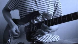 ソード・オラトリアダンまち外伝OP「RE-ILLUSION」ギター弾いてみた