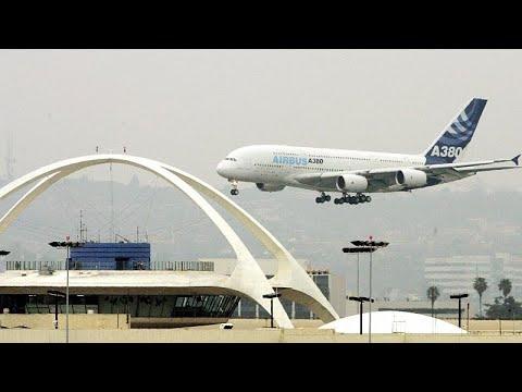 Νέο οικονομικό πλήγμα από τις ΗΠΑ στην Airbus