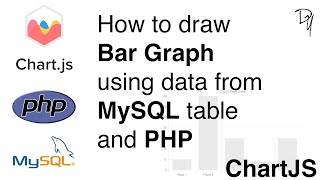 ChartJS | How to draw Bar graph using data from MySQL table and PHP