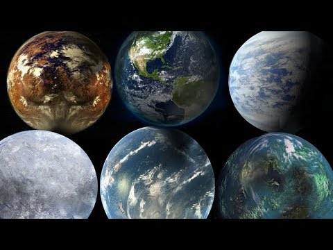 5 Earthlike Worlds and What It's Like to Live on Them