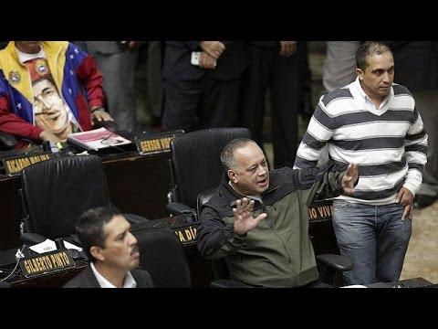 Βενεζουέλα: Συνεχίζεται η πολιτική κρίση