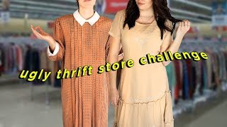 UGLY Thrift Store Challenge