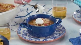How To Make Crock-Pot Chicken Chili   Chili Recipes   Allrecipes.com