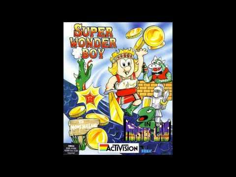Super Wonder Boy Amiga