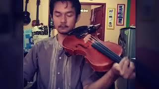 Khusnul Khotimah-Opick-Cover Violin Abilintang