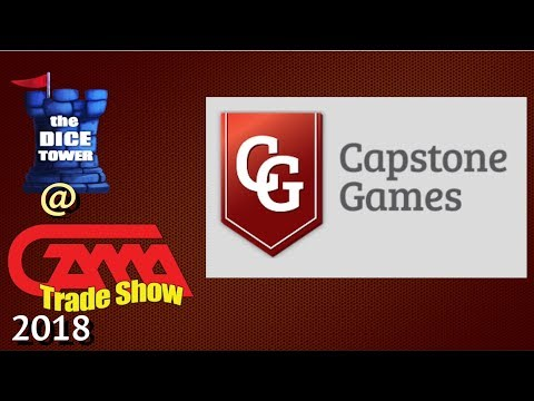 Capstone Games presents Wildcatters at GAMA 2018!