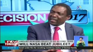 Will NASA beat Jubilee?