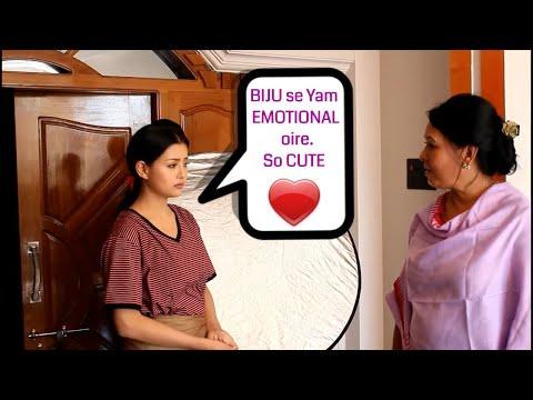 ♥️BIJU♥️ na Ngaoshinabei Acting   Manipuri film Making