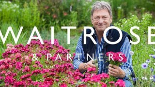 How to Feed Your Plants with Alan Titchmarsh | Waitrose & Partners