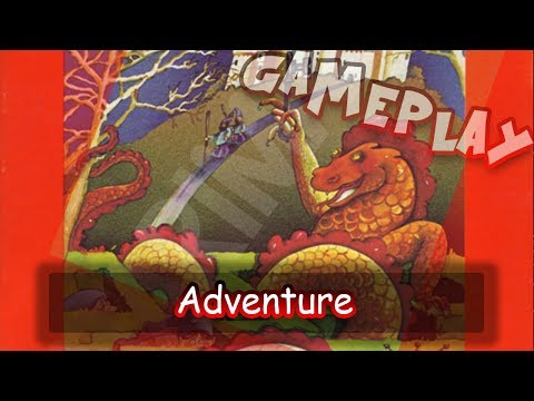 Adventure (1980) (Atari, Warren Robinett - Sears) (CX2613